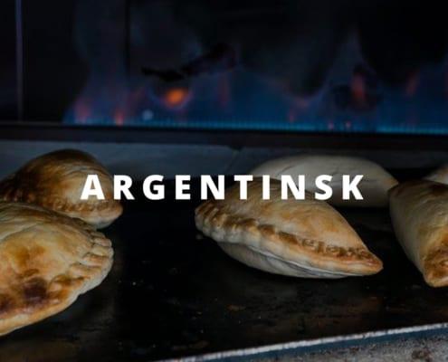 Argentinsk food truck