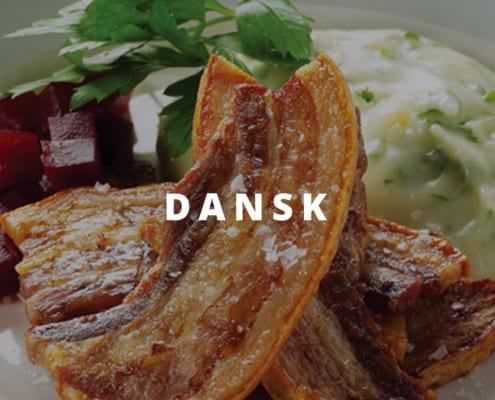 Dansk mad catering