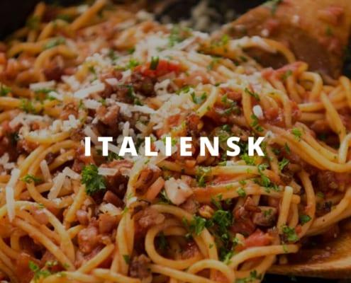 Italiensk festmad