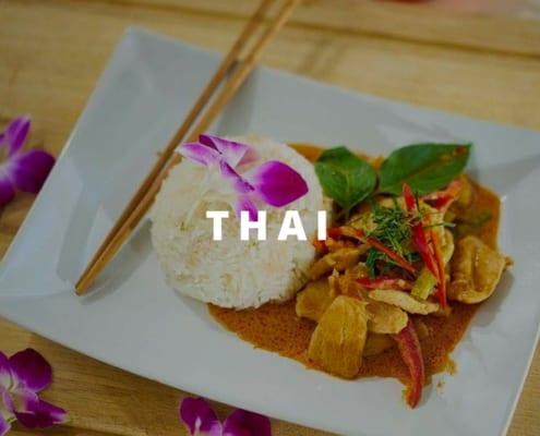 Thailandsk mad book madvogn