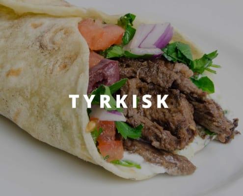 Tyrkisk falafel bod lej