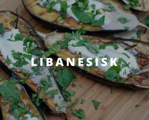 Libanesisk mad til fest