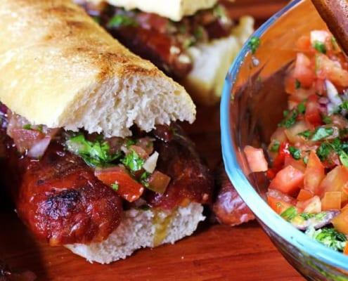 Lej peruviansk mad kok