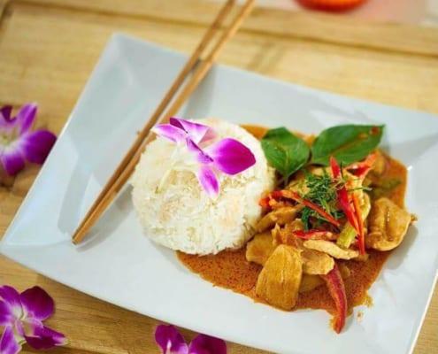 Thaimad til fest og events